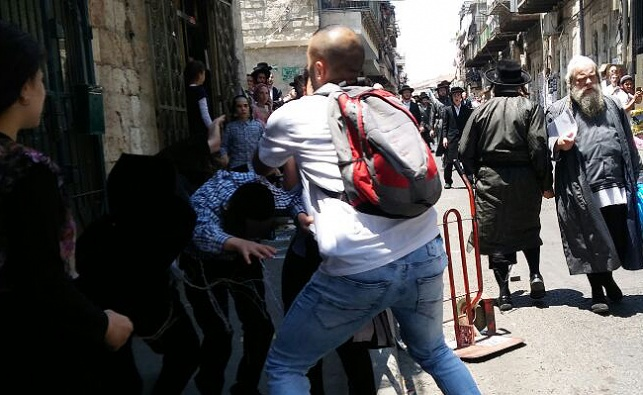 חברי הכנסת הזדעזעו מאלימות המשטרה