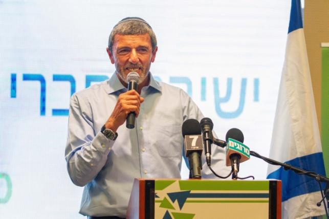 השר רפי פרץ ייכנס לקואליציה כשר ירושלים