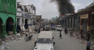 רעידת אדמה בהאיטי- ארכיון