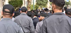המשטרה מציגה: כך אובטחה הלווית הענק