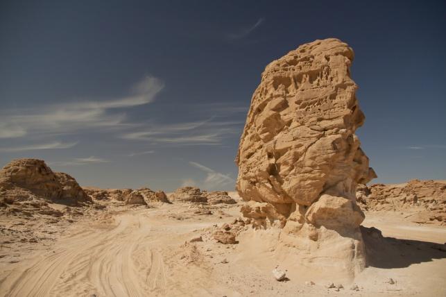 סלע במדבר סיני