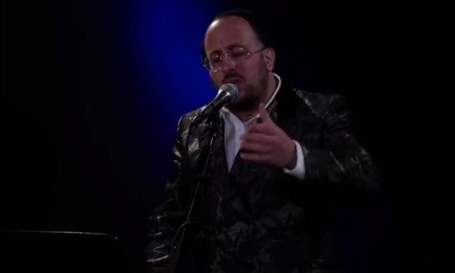 בן שמעון לייב: ליפא שמלצר בקומזיץ לייב