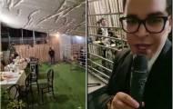 הגשמים העזים השביתו את החתונה • תיעוד