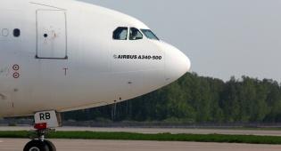 דגם המטוס של אדלסון
