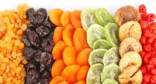 פירות יבשים, כמה הם בריאים?