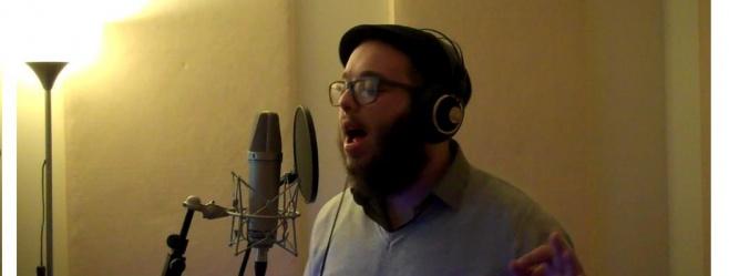 הראפר הבריטי מנחם ויינשטיין בסינגל חדש