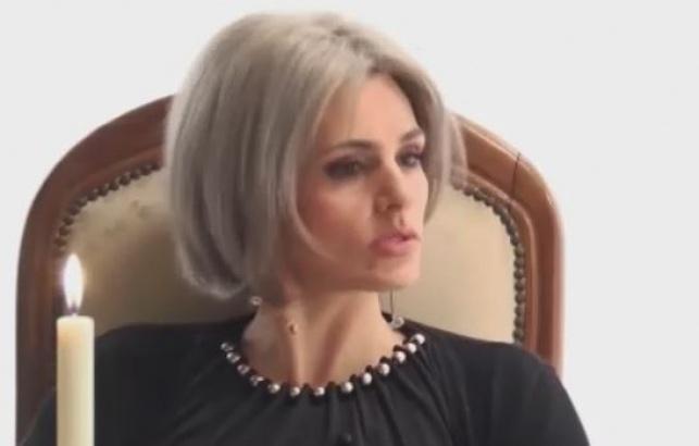 שוב: שחקנית בתשדיר יהדות התורה