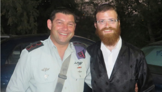 וינטר ימונה למזכיר הצבאי של שר הביטחון