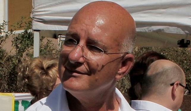 ראש העיר אריאל אליהו שבירו