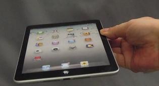 כך יראה ה'iPad mini'? - ה'אייפד מיני' נחשף • צפו בוידאו