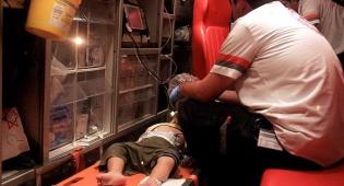 אילוסטרציה - פעוט שתה אקונומיקה וטופל בבית החולים