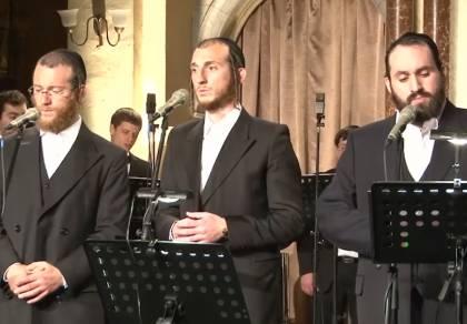 """האחים למר ושלמה סלצקי: """"ראי רחל ראי"""""""