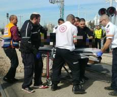 הזירה הקשה - רמלה: צעירה נהרגה מפגיעה של רכבת