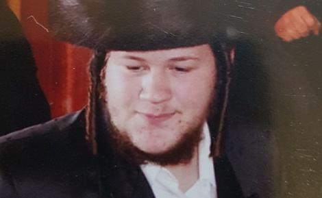 """רבי חיים יוסף קליין ז""""ל - בן 26 חלה ובתוך ימים נפטר; הותיר 3 יתומים"""