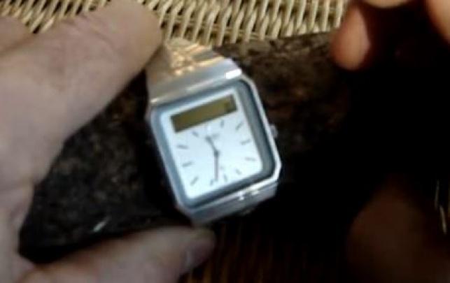 צפו: מקלדת לשעונים חכמים
