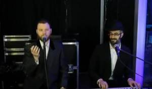בן שמעון לייב: הזמר יומי לואי בקומזיץ ייחודי