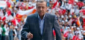 """הנשיא ארדואן - ארדואן השווה  בין """"זוועות הנאצים"""" לצה""""ל"""