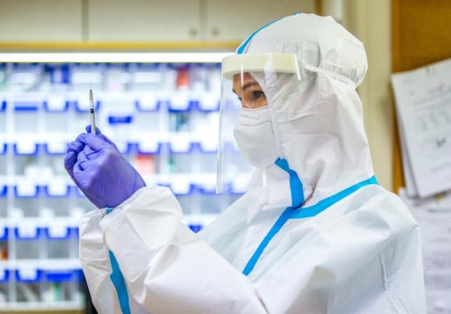 יצרנית החיסון לקורונה, הצליחה בשלב נוסף