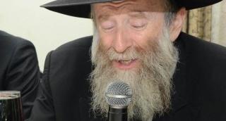 """הרב ישראל מאיר המניק זצ""""ל"""