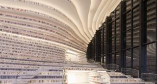 סין מציגה: הספריה שתצליח לנתק אתכם מהסמארטפונים