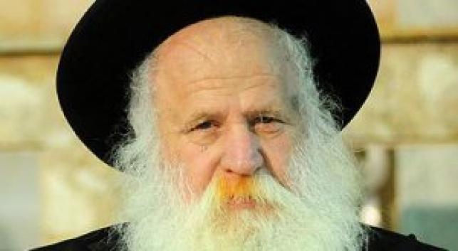 הרב מרדכי שמואל אשכנזי