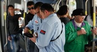 פקחים ברכבת, למצולמים אין קשר לכתבה - הצעת חוק: יופחת הקנס על אי תיקוף כרטיס