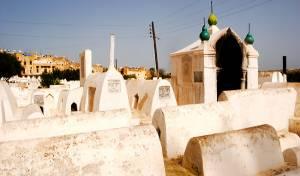 קברה של ללה סוליקה בפאס. ארכיון