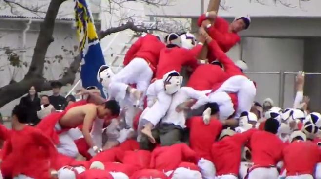 בו טאשי: הספורט המוזר של החיילים היפנים