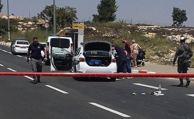 בתוך פחות משעה: הנהג הפוגע - נעצר
