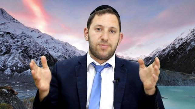 הרב נפתלי וסרמן עם רעיון לחג השבועות. צפו