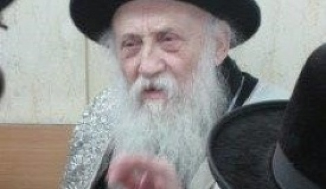 אבל כבד: המשפיע רבי אליעזר דוד פרידמן