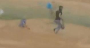 4 פלסטינים חצו את הגבול מעזה ונמלטו