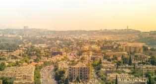 דירה עם נוף ירושלמי פנורמי בהגרלת ענק !!