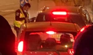המחסומים המשטרתיים