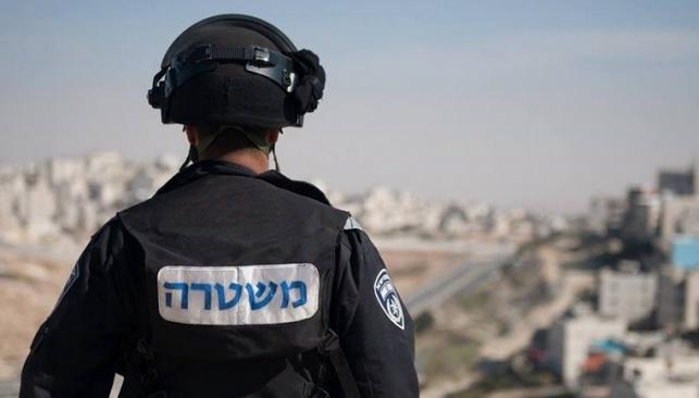 שוטר במזרח ירושלים