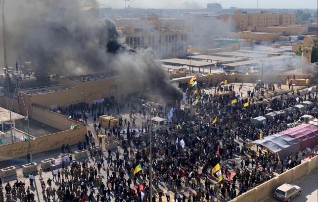 ההפגנות בבגדד