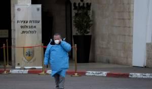 הכניסה למלון בירושלים