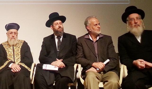 לוד: כנס אחדות של ערבים ויהודים
