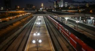 נפתחה תחנת הרכבת  בנתיבות