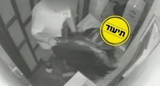 """זעזוע ב'סאדיגורה': אלמונים לקחו את כסאו של הרבי זצ""""ל"""