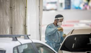 ירושלים הבוקר: בדיקות קורונה