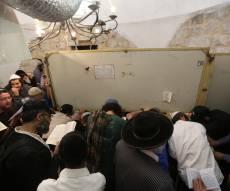1400 מתפללים בקבר יוסף, רכב חשוד נעצר