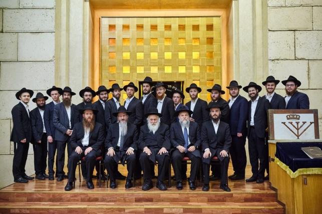 19 רבנים חדשים הוסמכו לרבנות במוסקבה