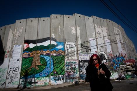 גדר ההפרדה ותיירת - פלסטין במקום הראשון בזינוק בתיירות באזור