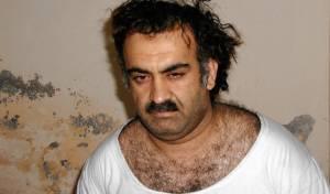 ח'אלד שיח' מוחמד, בעת שנתפס