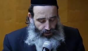 שיעורו של הרב יצחק פנגר ליום תשעה באב