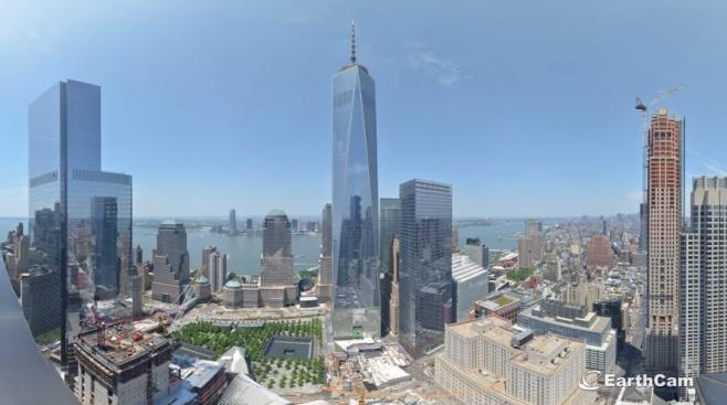 מדהים: כך נבנה המגדל הגבוה. צפו