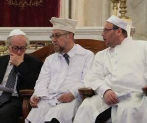 מרגש: בית הכנסת שופץ על ידי ממשלת מצרים