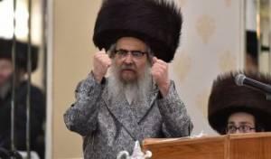 """האדמו""""ר נגד הרב מייזליש: 'מושחת המידות'"""