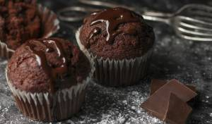 מאפינס שוקולד מתוקים